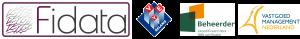 Fidata - logos gecombineerd